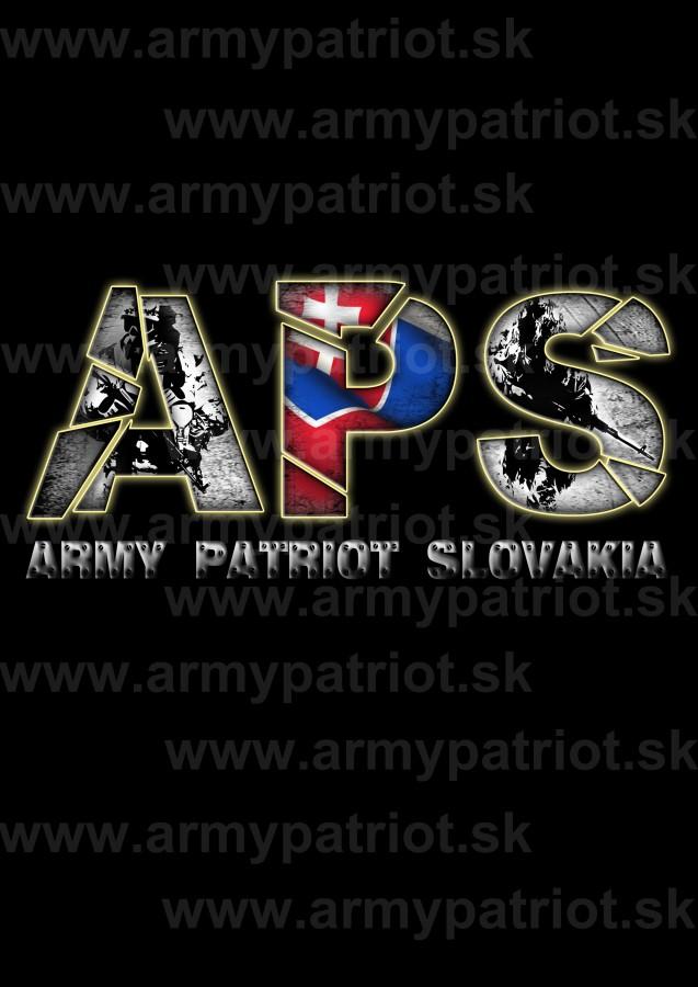 Army patriot slovakia APS 010