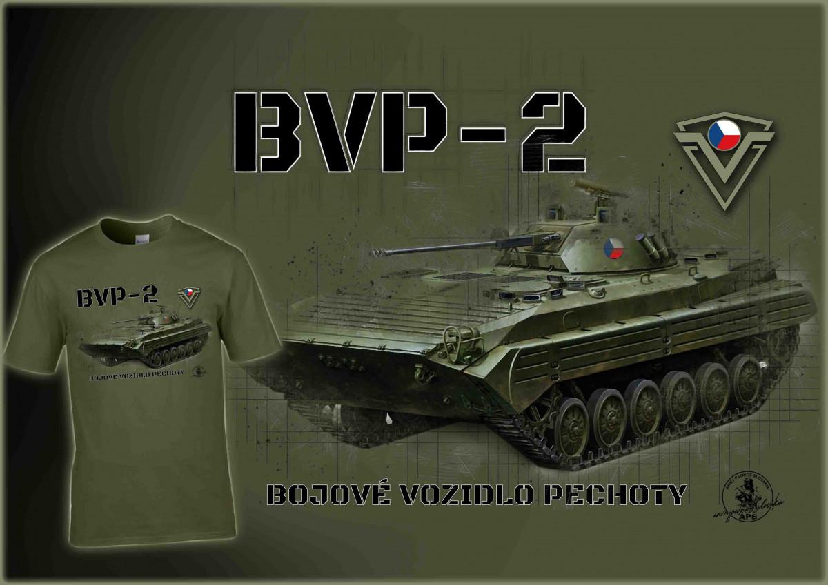 BVP 2 zelená LE 002