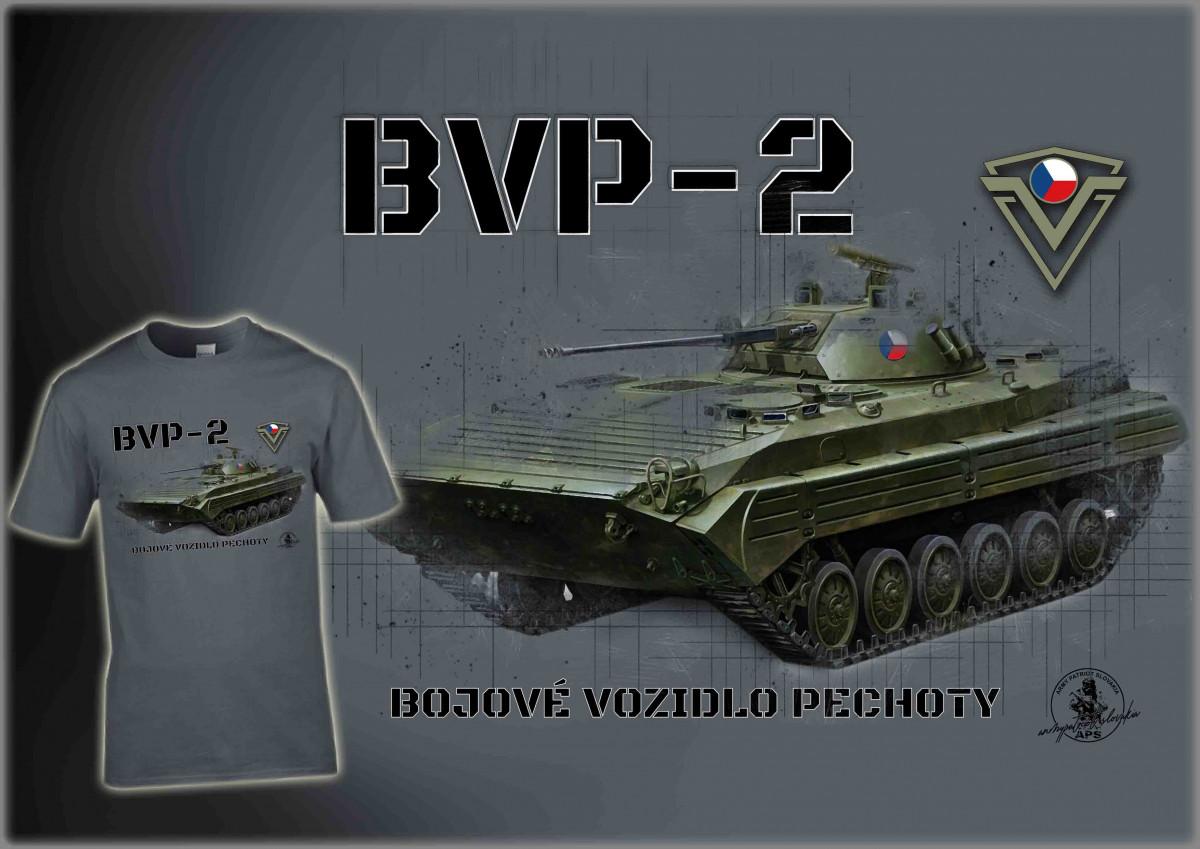 BVP 2 šedá LE 002-1