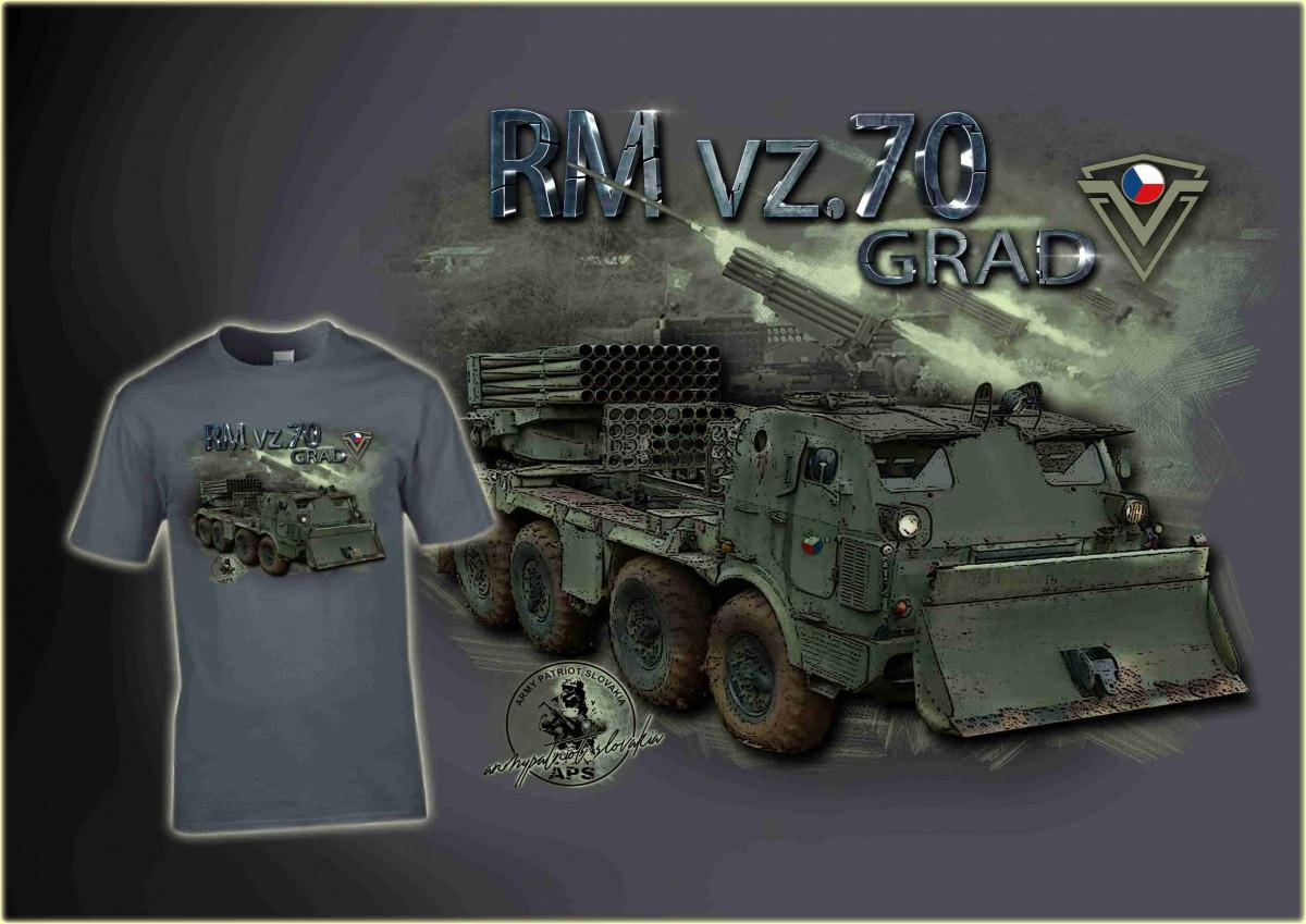 RM vz.70 šedá LE 008