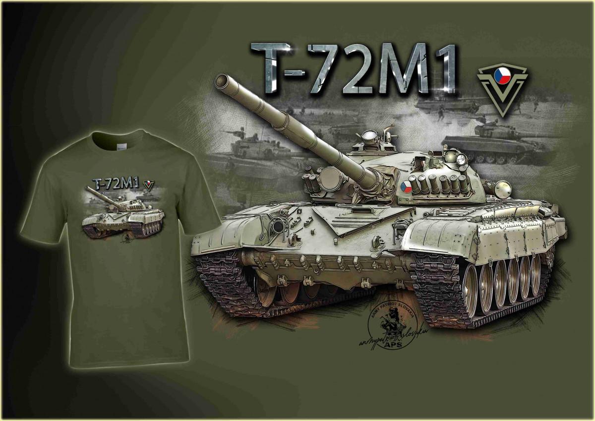 Tank T 72 LE 011