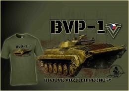 BVP 1 zelená LE 005