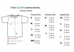 COMMANDO APS 024 tričko