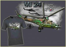 Hind Mi-24 šedá LE010
