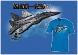 Mig-29 modrá Le 004-2