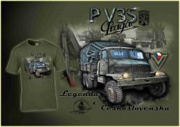 PRAGA V3S šedá LE 009