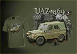 UAZ 469 LE 012 zelená